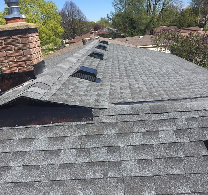 London Ontario Roof May 9 2017