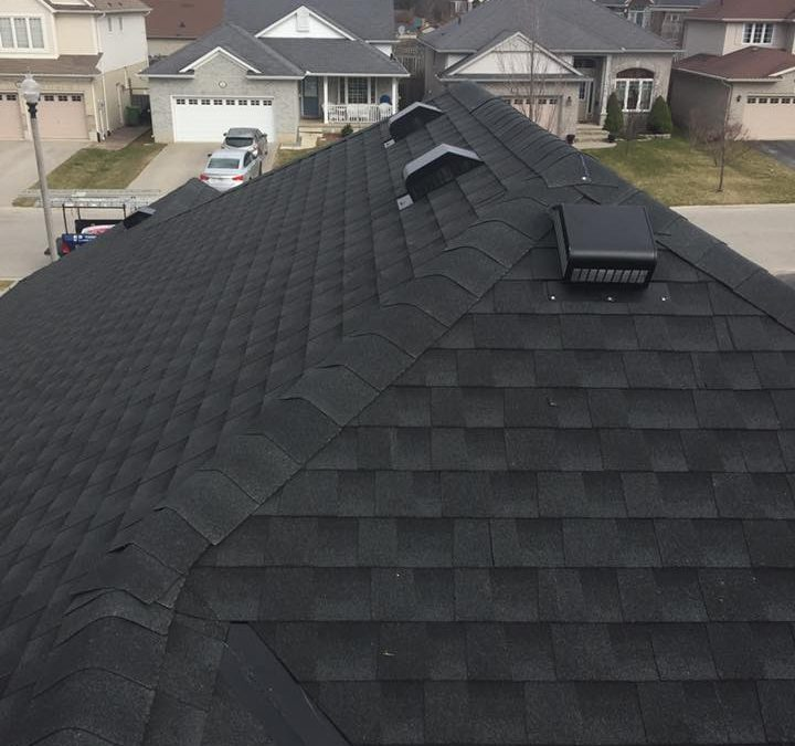 London Ontario Roof March 30 2017